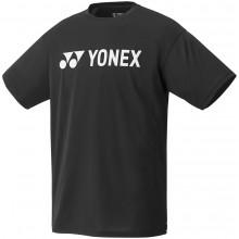 Tee-Shirt Yonex Homme Plain Noir