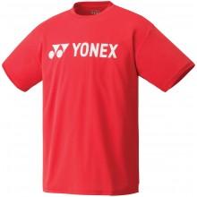 Tee-Shirt Yonex Homme Plain Rouge