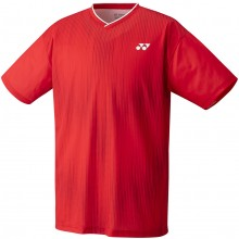 Tee-Shirt Yonex Junior Team YJ0026EX Rouge