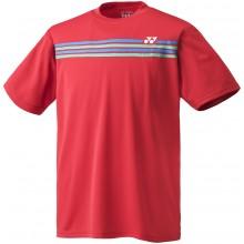 Tee-Shirt Yonex Homme Team YM0022EX Rouge