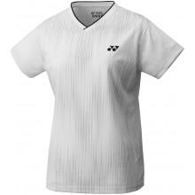 Tee-Shirt Yonex Femme Team YW0026EX Blanc