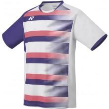 Tee-Shirt Yonex Homme Tour Elite 10394EX Blanc