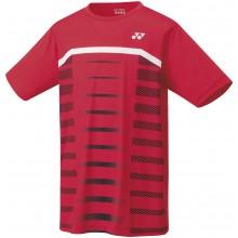 Tee-Shirt Yonex Homme Tour Elite 16503EX Rouge