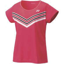 Tee-Shirt Yonex Femme Tour Elite 16517EX Rose