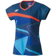 Tee-Shirt Femme Tour Elite 20521EX Bleu