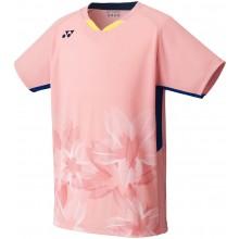 Tee-Shirt Yonex Japan Team 10378EX Rose