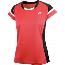 Tee-Shirt Yonex Femme Team Rouge