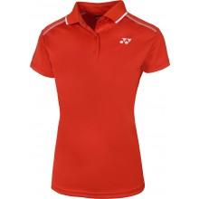 Polo Yonex Femme Team Rouge