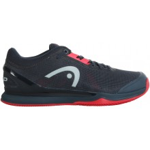 Chaussures Head Sprint Pro 3.0 Terre Battue Marines