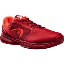 Chaussures Head Revolt Team Toutes Surfaces Rouges
