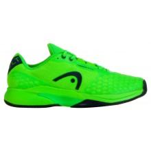 Chaussures Head Revolt Pro 3.0 Terre Battue Vertes