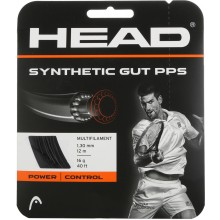 Cordage Head Synthetic Gut PPS (12m) Noir