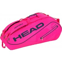 Sac De Tennis Head Team 12R Monstercombi Rose
