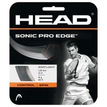 Cordage Head Sonic Pro Edge Gris (12 Mètres)