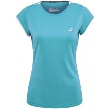 Tee-Shirt Babolat Femme Performance Bleu