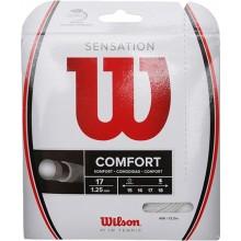 Cordage Wilson Sensation Comfort Blanc (12.20 Mètres)