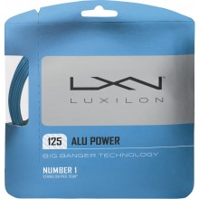 Cordage Luxilon Big Banger Alu Power Ice Blue