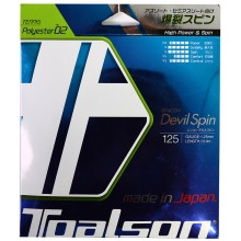 Cordage Toalson Rencon Devil Spin 1.25