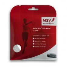 Cordage MSV Focus Hex Ultra Blanc (12 Mètres)