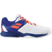 Chaussures Babolat Pulsion Terre Battue Bleues