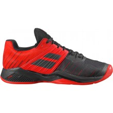 Chaussures Babolat Propulse Fury Terre Battue Rouges