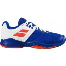 Chaussures Babolat Propulse Blast toutes Surfaces Bleues