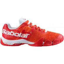Chaussures Babolat Padel Movea Rouges