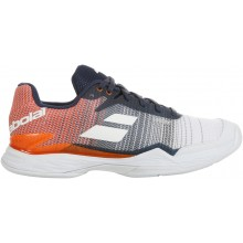 Chaussures Babolat JetMatch II Terre Battue Violettes