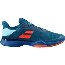 Chaussures Babolat Jet Tere Toutes Surfaces Bleues