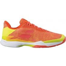 Chaussures Babolat Jet Tere Toutes Surfaces Oranges