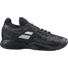 Chaussures Babolat Propulse Rage Terre Battue Noires