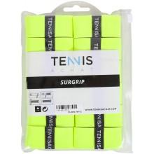 12 Surgrips Tennis Achat Sensation Jaunes