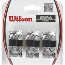 Surgrips Wilson Overgrip Dazzle Blanc