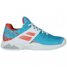 Chaussures Babolat Femme Propulse Fury Terre Battue