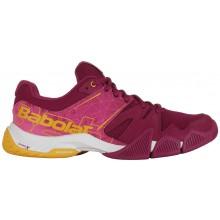Chaussures De Padel Babolat Femme Violettes