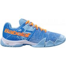 Chaussures de Padel Babolat Femme Movea Bleues