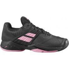 Chaussures Babolat Femme Propulse Fury Toutes Surfaces Noires
