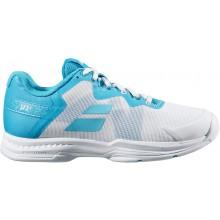 Chaussures Babolat Femme SFX Toutes Surfaces Bleues