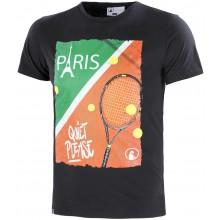 Tee-Shirt Quiet Please Paris Noir