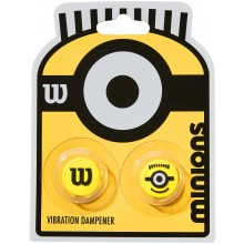Antivibrateurs Wilson Minions 2pc