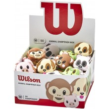 Boîte de 50 Antivibrateurs Wilson Animaux
