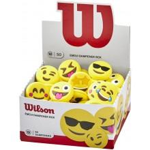 Boîte de 50 Antivibrateurs Wilson Emojis