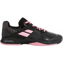 Chaussures Babolat Junior Propulse Toutes Surfaces Noires