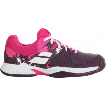 Chaussures Babolat Junior Pulsion Toutes Surfaces Roses