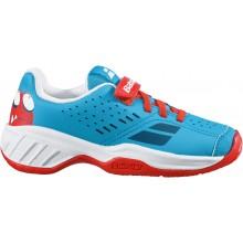 Chaussures Babolat Junior Pulsion Toutes Surfaces Rouges