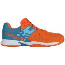 Chaussures de Padel Babolat Junior Pulsa Oranges