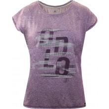 Tee-Shirt Odlo Femme Helle Violet