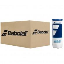 Carton de 24 Tubes De Balles Babolat Gold High Altitude
