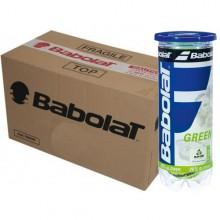 Carton De 24 Tubes De 3 Balles Babolat Green