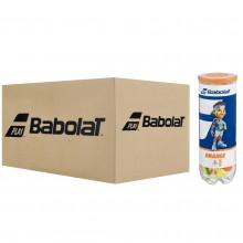 Carton De 24 Tubes De 3 Balles Babolat Orange